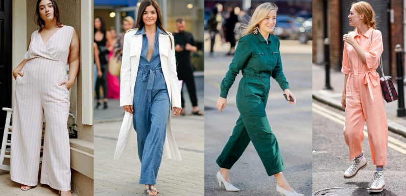 39 Fresh Ways to Style Your Jumpsuit — Plus, Under-$52 Styles to Shop Now