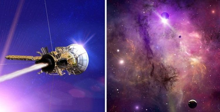 NASA breakthrough: How 'mini solar system' was found hiding in cosmos – 'Extraordinary!'