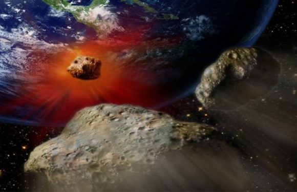 Asteroid alert: NASA tracks three large rocks approaching Earth as fast as 26,500MPH