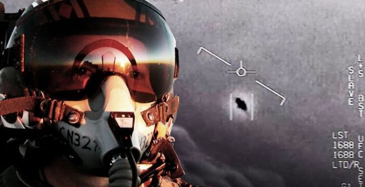 UFO sighting: US fighter pilots capture videos of 'unidentified aerial phenomena'