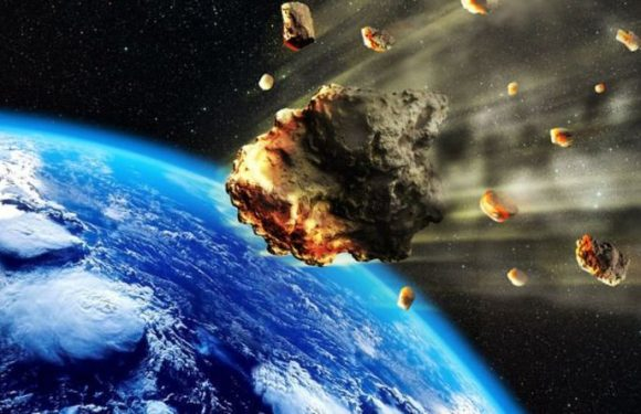 Asteroid alert: A space rock was spotted two weeks ago and now it's flying towards Earth