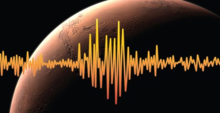NASA mystery: Strange magnetic pulses at midnight baffle scientists studying Mars