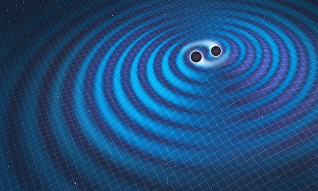 'Ringing' black hole adds supports Einstein's theory of relativity