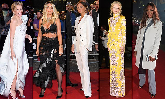 GQ Men Of The Year Awards 2019: Stars arrive to grace the red carpet