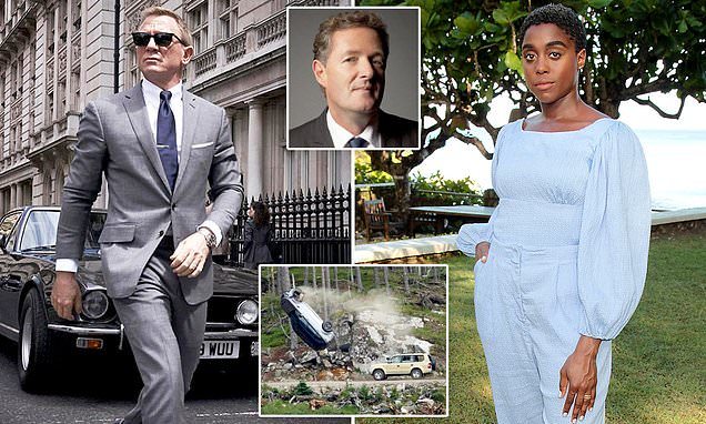 Don't you feminist snowflakes dare turn James Bond into a woman