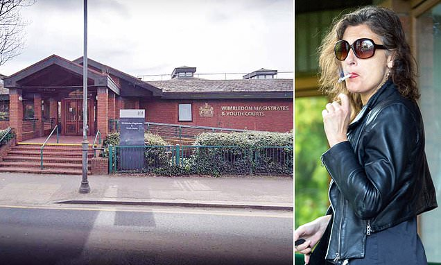 Neighbour spared jail after breaching court orders NINE times
