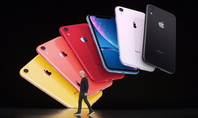 Apple unveils iPhone 11, Series 5 Watch, new iPad alongside services