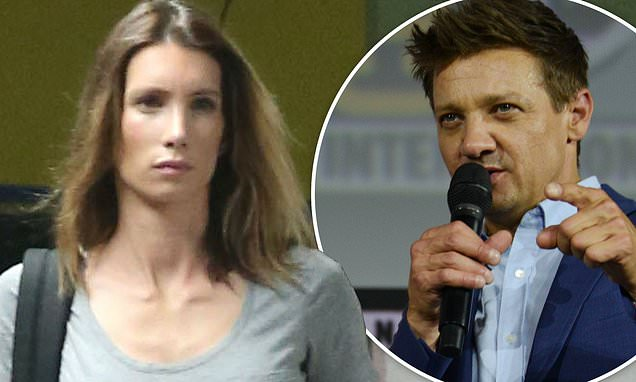 Jeremy Renner's exwife wants sole custody of their 6-year-old daughter