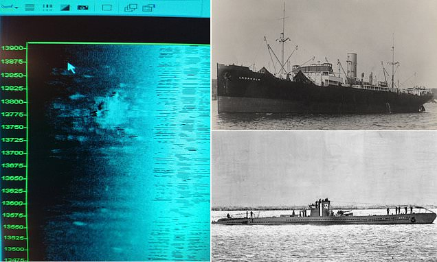 Survey near Orkney 'finds wreck of a Swedish ship sunk by the Nazis'