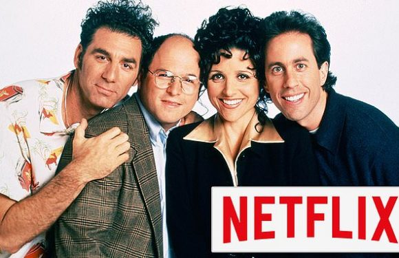 Netflix acquires Seinfeld after losing Friends and The Office