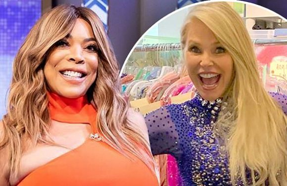 Christie Brinkley is shocked after Wendy Williams calls injury a stunt