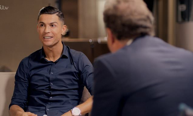 Cristiano Ronaldo: Fame is boring, I can't take my kids to the park