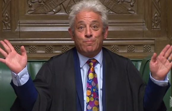 David Cameron wondered how Bercow would 'make my life hell today'
