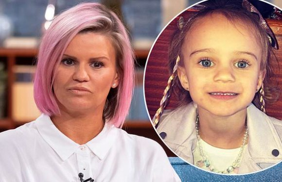 Kerry Katona says daughter has rotten teeth after George fed her sugar
