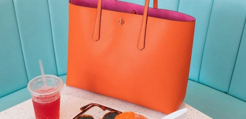 Kate Spade NY Is Having a Huge Sale Today, So Say Hello to Your New Handbag