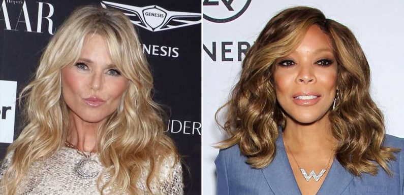 Christie Brinkley Slams Wendy Williams' 'DWTS' Comments: 'Be Kind'