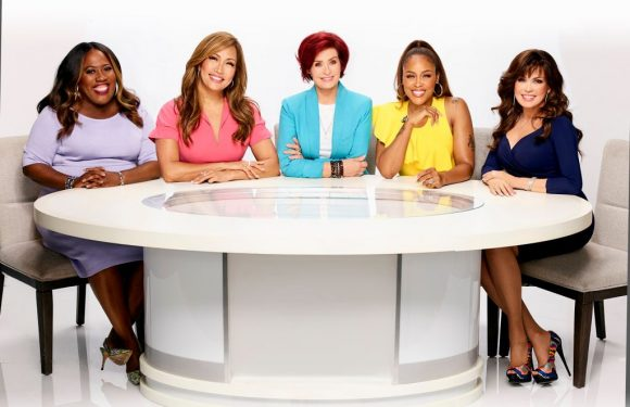'The Talk' Co-Host Eve Celebrates 20th Anniversary of First Album