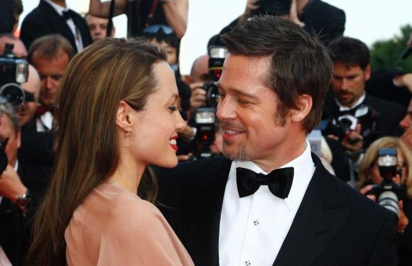 Celebrity stylist reveals how Angelina Jolie's 'affair dress' sealed the end of Jennifer Aniston and Brad Pitt's marriage  – The Sun