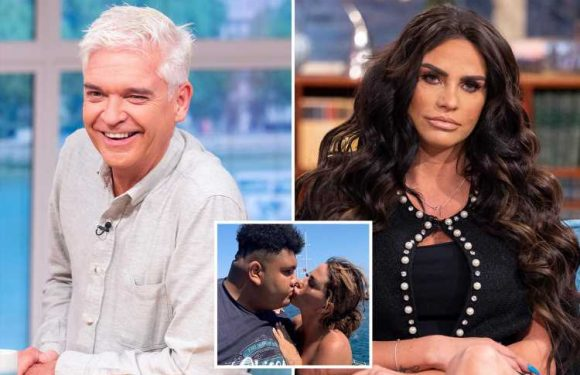 Katie Price says Phillip Schofield was wrong to stop her from using the N-word on This Morning – The Sun