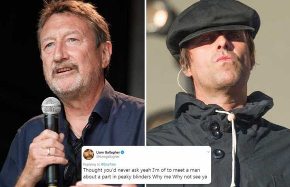 Peaky Blinders creator Steven Knight insists Liam Gallagher will NEVER land dream role in BBC series – The Sun
