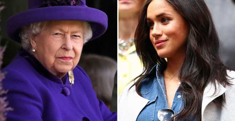 The Queen is 'hurt and disappointed' that Meghan skipped the 'merry chaos' of the Highland Games, claims royal author – The Sun