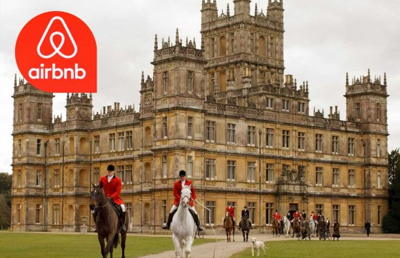 Downton Abbey's Highclere Castle is going on Airbnb