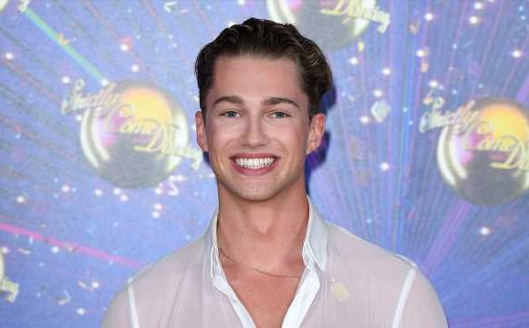 Strictly's AJ Pritchard shares exciting update about Saffron Barker's rehearsals