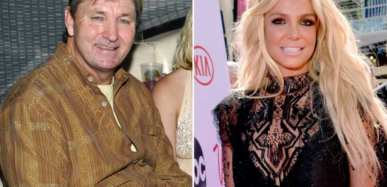 Britney Spears' Dad Jamie Asks to Step Down as Conservator After Alleged Altercation with Her Son