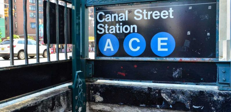 Man pulls box cutter, slashes 2 after he's asked to stop smoking on train