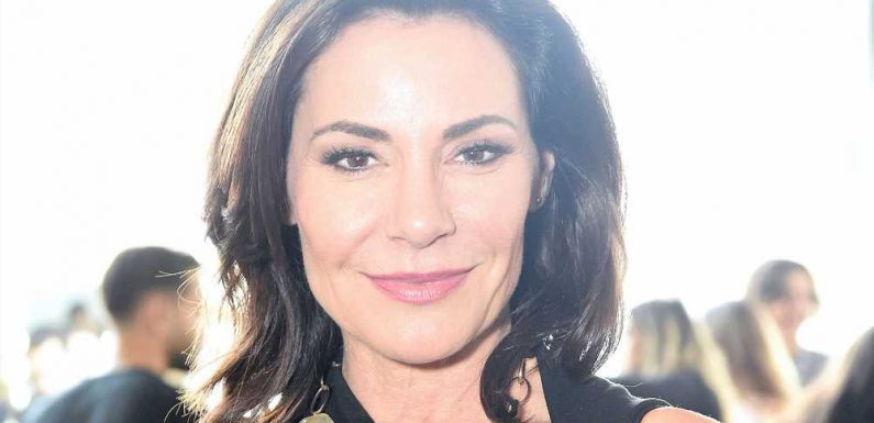 Luann de Lesseps' arresting officer facing misconduct charges