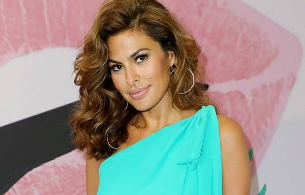 Eva Mendes Shares the $15 Dress She Wore to Her 1st Toronto Film Fest