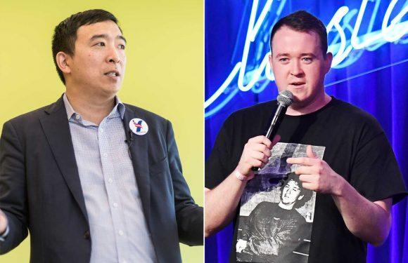 Andrew Yang to meet with Shane Gillis after 'SNL' firing