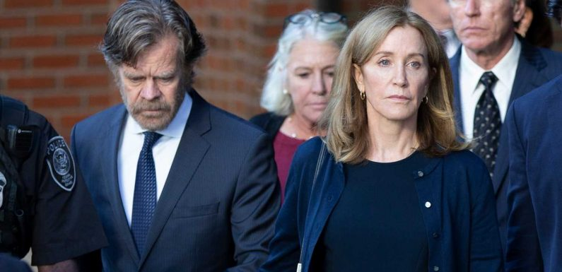 Read Felicity Huffman's full, emotional statement about her 14-day prison sentence
