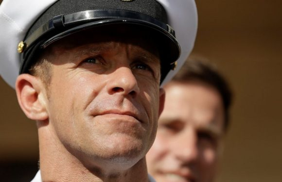Acquitted Navy SEAL sues ex-lawyers, legal nonprofit