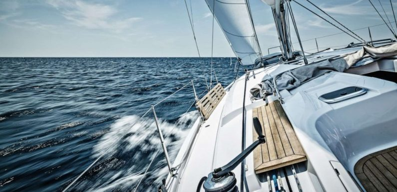 Woman becomes oldest person to sail solo around the world