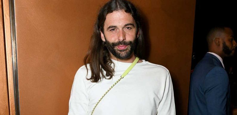 'Queer Eye' star Jonathan Van Ness reveals he's HIV-positive