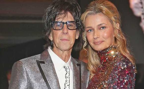 Ric Ocasek's widow Paulina Porizkova speaks out after The Cars' singer's death