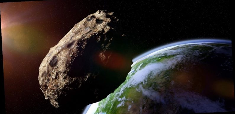 Asteroid the size of Great Pyramid of Giza will pass Earth today, NASA warns