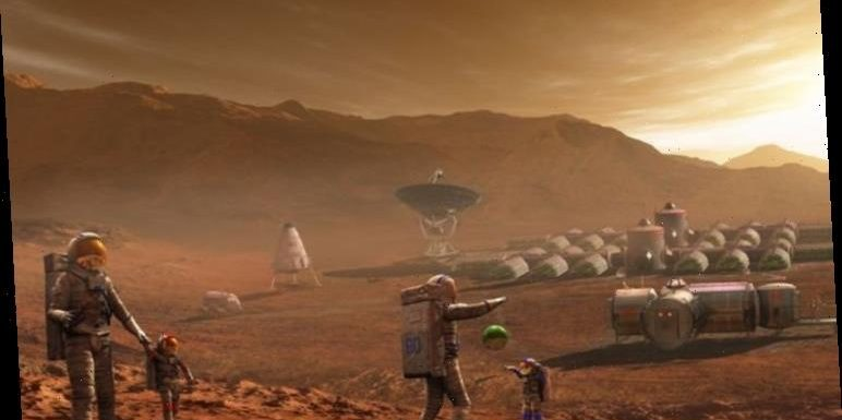Cosmic danger: Move to Mars before it's too late, warns space expert – 'Earth's in danger'