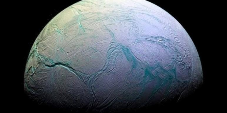 'Building blocks for life!' NASA alien breakthrough after huge discovery on Saturn's moon