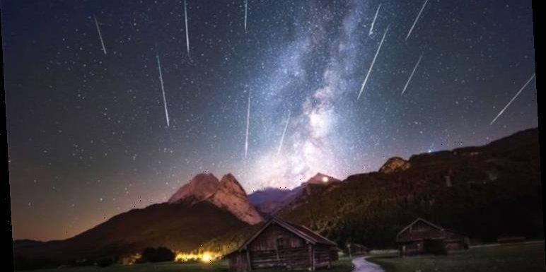 Taurids 2019: Beautiful meteor shower peaks tonight – What is best time to see Taurids?