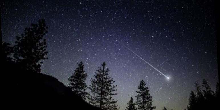 Meteorites spotted flaming across the sky in stunning moments caught on camera – WATCH