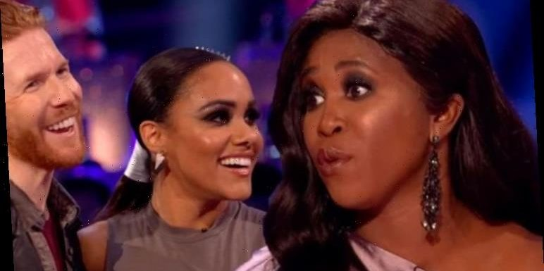 Strictly 2019: Alex Scott and Neil's 'chemistry' distracts viewers amid 'curse' rumours
