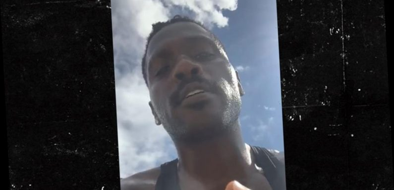 Antonio Brown to Patriots, 'You Gotta Pay Me, Might As Well Let Me Earn It'