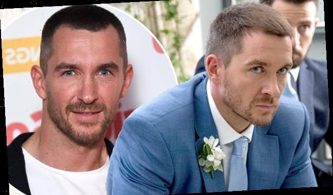 Anthony Quinlan 'has quit his role as Pete Barton on Emmerdale'