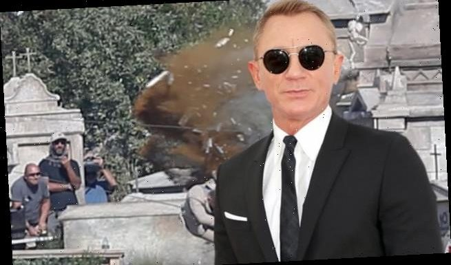 Filming for James Bond's No Time To Die 'sparks huge terror scare'