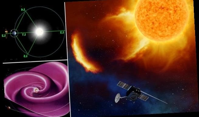 Airbus reveals concept for satellite to monitor space weather
