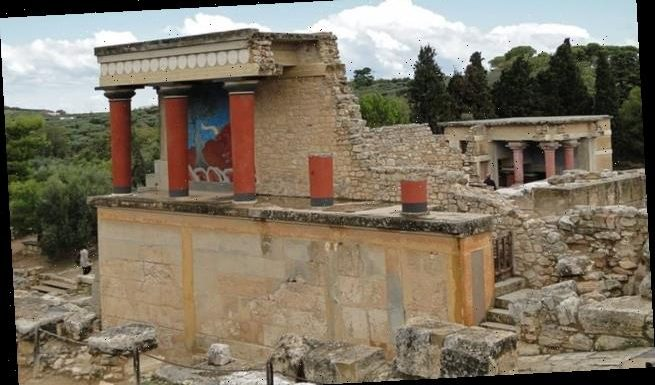 Minoan civilisation was NOT 'wiped out' by a natural disaster