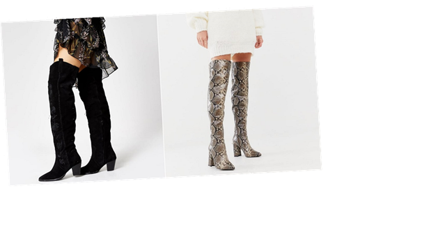Starting at Just $60, These Are the 22 Best Over-the-Knee Boots Money Can Buy