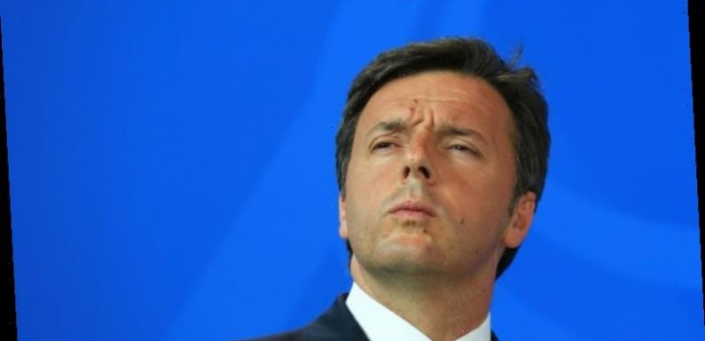 Ex-Italian PM Renzi to sue former Trump aide Papadopoulos over smear claims